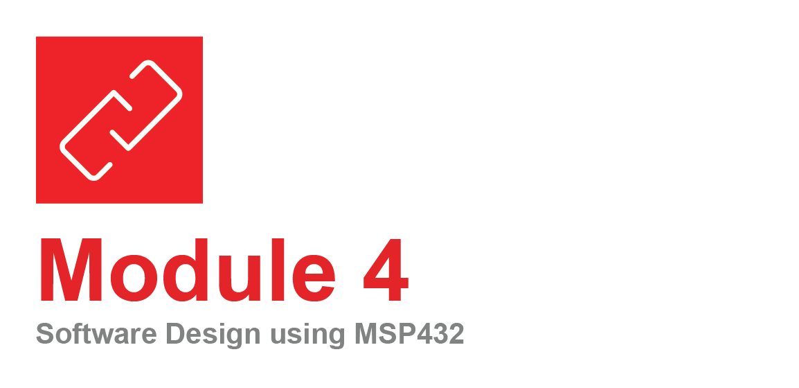 Software Design using MSP432