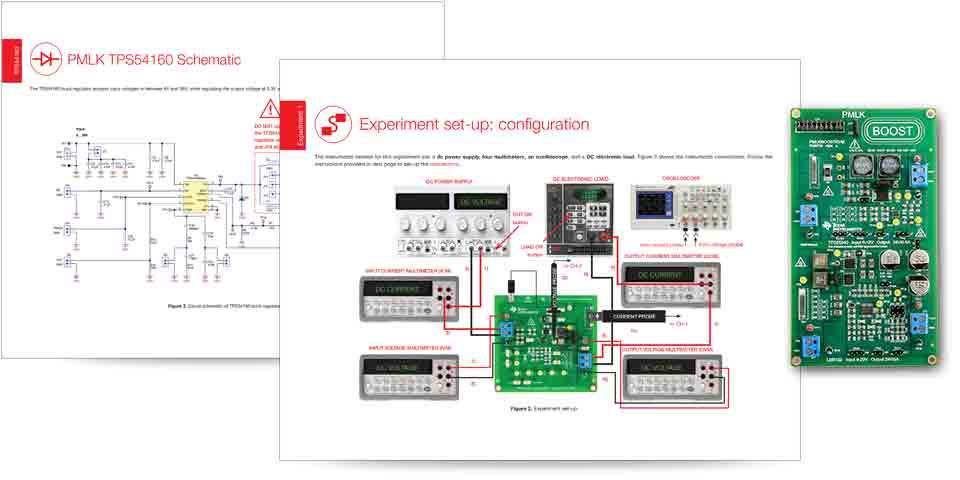 TI Power Management Lab Kits